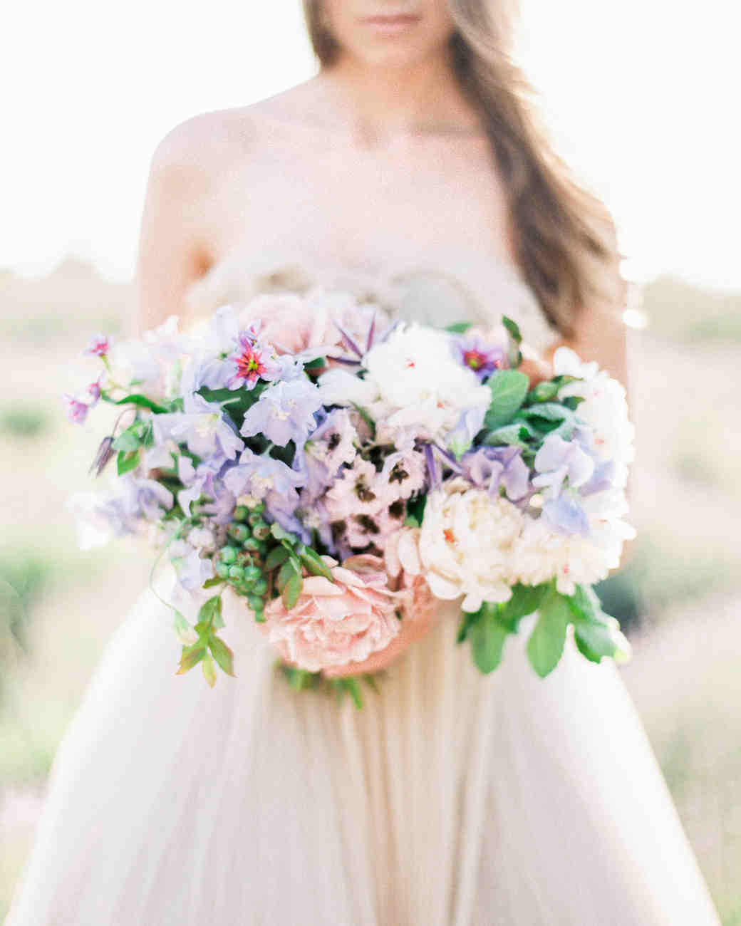 Pastel Wedding Flowers: The 50 Best Spring Wedding Bouquets